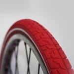 fahrradreifen-rot
